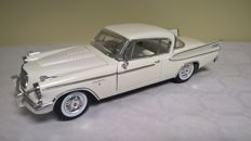 Anson - Scale 1/18 - 1957 Studebaker Golden Hawk - White colour