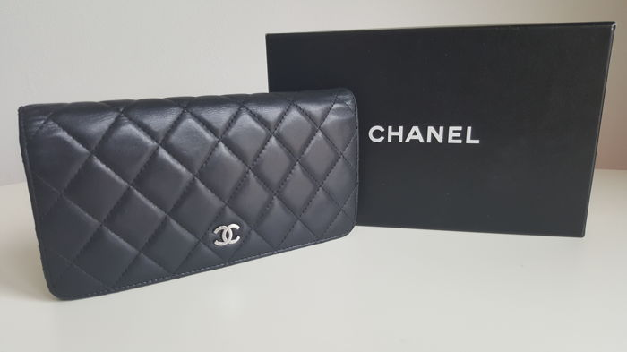 Dames Portemonnee Chanel.Chanel Timeless Wallet Catawiki