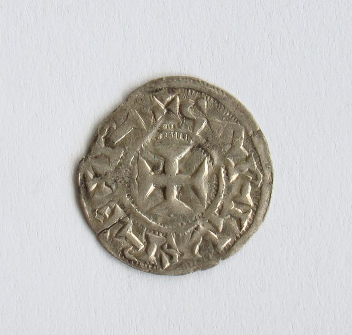 France (County of Poitou) - Charles II The Bald (840-877) - Obole n.d. Melle