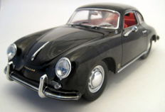Sun Star - Scale 1/18 - Porsche 356A 1500 GS Carrera GT 1957