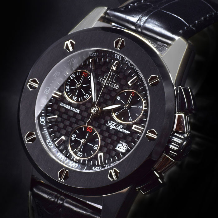 Meyers - Fly Racer Chronograph - Heren - 2011-heden