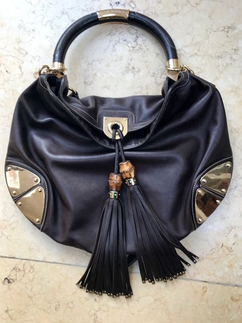 Gucci - Baboushka Indy Top Handle Bag