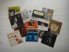 Neat set of fourteen classic elpees some are double