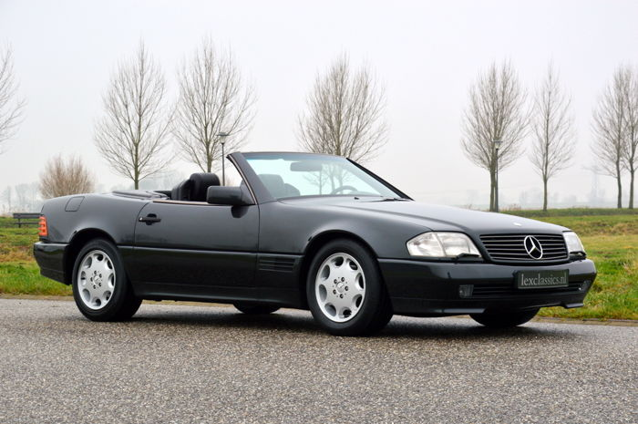 Mercedes benz 500 sl 1992 catawiki for 1992 mercedes benz sl500