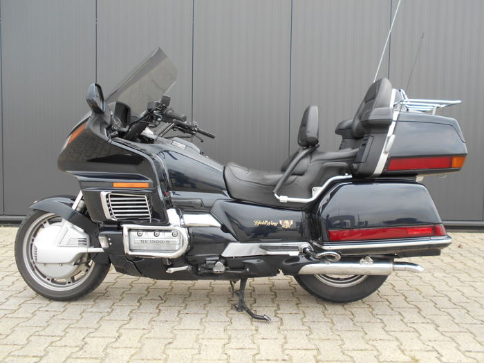 honda gl 1500 goldwing 1988 catawiki. Black Bedroom Furniture Sets. Home Design Ideas
