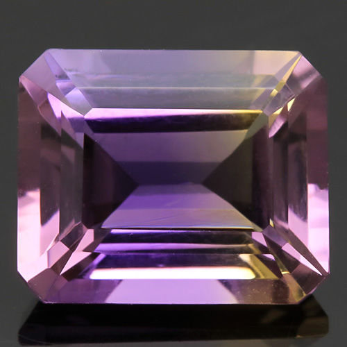 Ametrine - Purple and Yellow - 5.64 ct