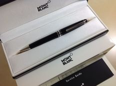 Montblanc Pencil Pen Meisterstuck 165 With Platinium Plated In Box New