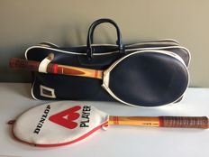 Tennis rackets - tennis bag - racket cover