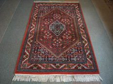 INDIAN BIDJAR, hand-knotted, good condition, 190 x 120