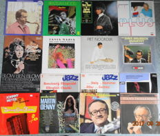16 LP's of Latin Jazz and more