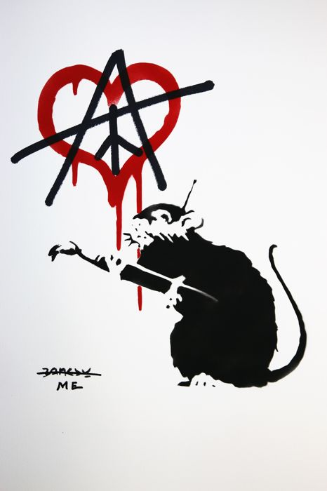 Ziegler T - My Kid Just Ruined My Banksy II