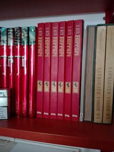 Il mito Ferrari - encyclopedia / books - 6 volumes
