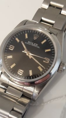 Rolex Oyster Perpetual wristwatch from 1992