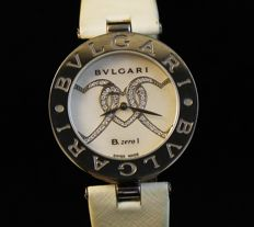 Bulgari Bvlgari Jewelry Diamond Heart - Dames polshorloge