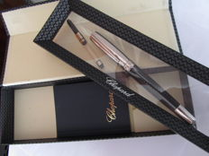 Choperd Mille Miglia fountain pen, in 18 ct gold. (2000 / 2010)