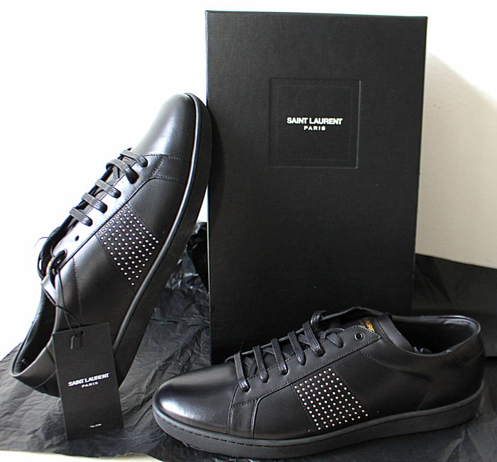Yves Saint Laurent MILANO - Sneaker shoes NEW From Montenapoleone Milano