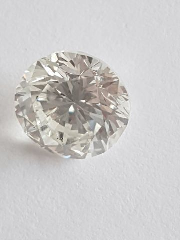2.02 ct Brilliant cut diamond KSI1
