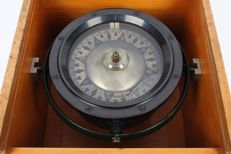German Navy ship compass nautical compass ASKANIA