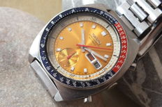 Seiko -    Pepsi Pogue Chronograph (6139-6002) Men-1970-79