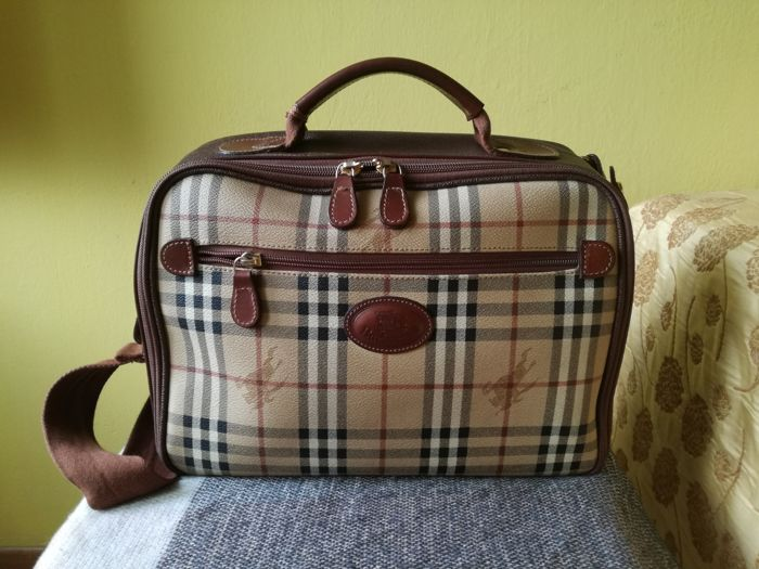 Burberry - Overnight bag