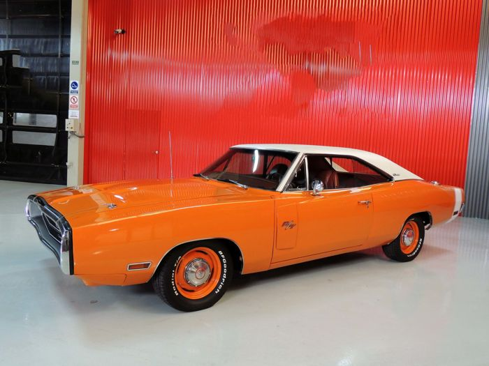 Dodge - Charger RT - 1970