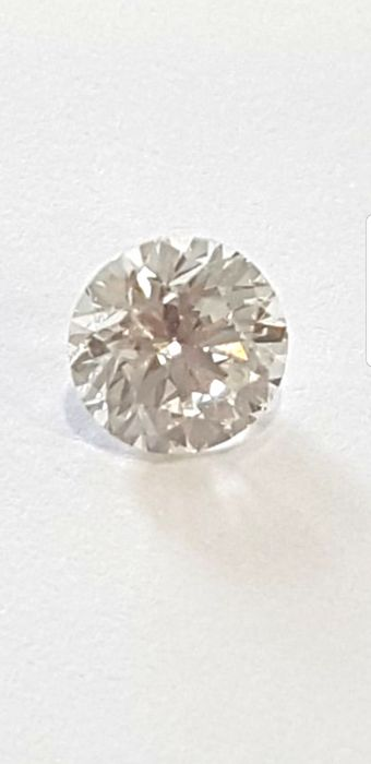 1.06 CT brilliant cut diamond MSI1