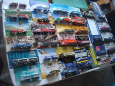 Collection - brewery trucks, advertising trucks, many vintage trucks and special editions, in original packaging, 93 parts - 1995/2006