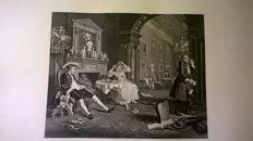 The complete works of William Hogarth... with an introductory essay by James Hannay - ca. 1860