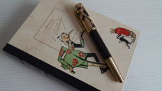 Montblanc Meisterstuck Fountain Pen Carlo Collodi (Pinocchio) limited edition