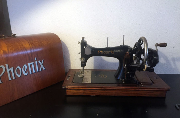 Phoenix sewing machine, early 20th century