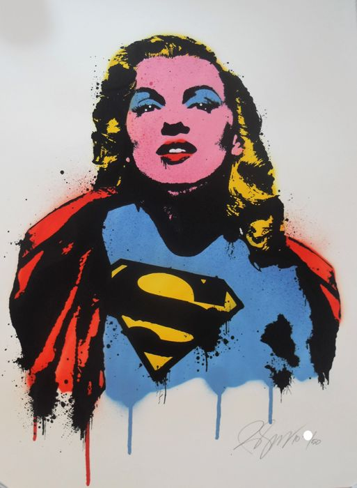 Rene Gagnon - Super Marilyn