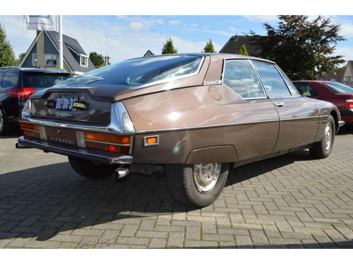 citroën - sm - 1970 - catawiki