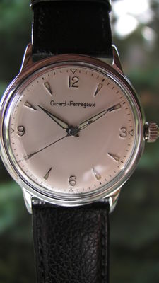 Girard-Perregaux - Swiss made - vintage classic - 17 Jewels - 69391476 - Hombre - 1950 - 1959