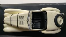 BMW Heritage Collection - Scale 1/18 - BMW 328 Roadster 1936 - colour: Cream / White