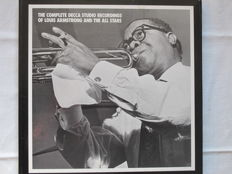 Louis Armstrong And His All-Stars ‎– The Complete Decca Studio Recordings Of Louis Armstrong And The All Stars