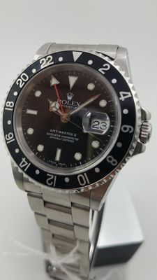 ROLEX GMT MASTER II 16710, from 1999