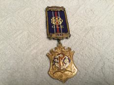 Old Masonic medals