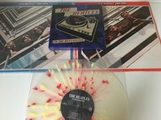 "The Beatles LP On Splattered Vinyl ""In The Beginning"" & 2 x 2 LP ""Red / 1962 - 1966"" & ""Blue / 1967-1970"" + Box set The Beatles"
