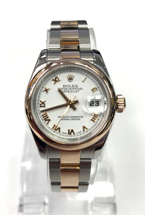 Rolex - Datejust - 179161 - Damer - 2000-2010