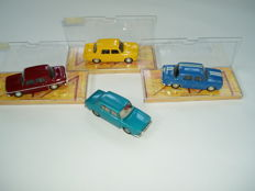 Norev / Joal - Scale 1/43 - Lot with 8 models: 8 x Renault