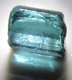 Untreated Wonderful 100% Natural Tourmaline Neon Blue Green Paraiba color - 2.45 ct