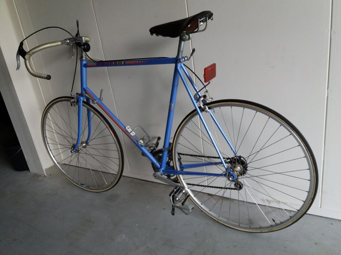 peugeot carbolite 103 1980 bike racing catawiki auctions current