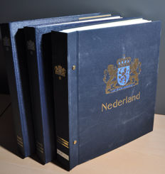 The Netherlands 1864/1999 – Collection in 3 Davo albums