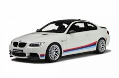 GT-Spirit - Scale 1/18 - BMW M3 E92 M Performance white/carbon limited 1/1750