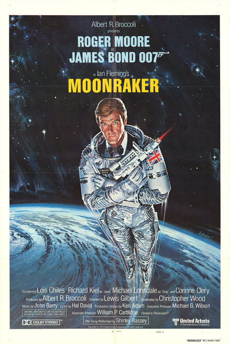 Anonymous - Moonraker - 1979