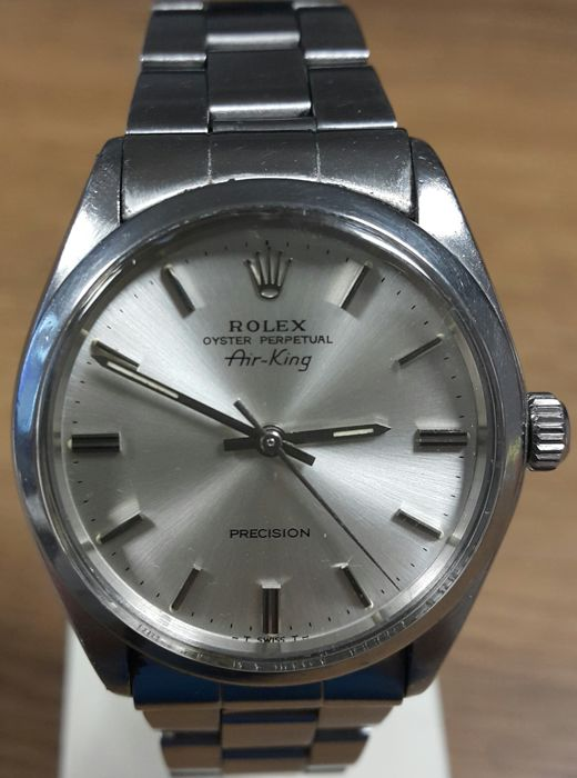 Rolex Oyster Perpetual Air King Ref 1002 Wristwatch 1965 Catawiki