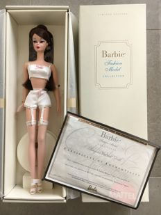 Silkstone Barbie - Lingerie no. 2 - Mattel - US
