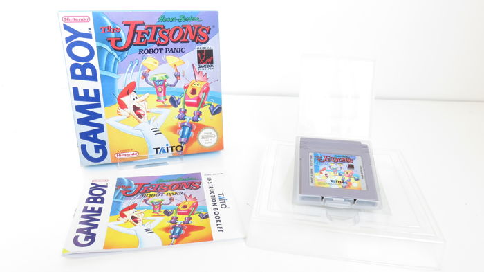 The Jetsons: Robot Panic (RARE find)