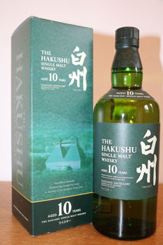 Hakushu 10 Year Old - Discontinued
