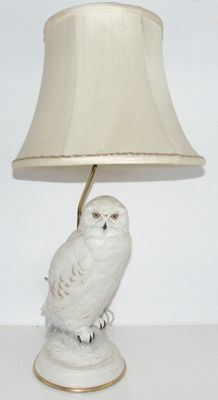 Franklin Mint - The Snowy Owl